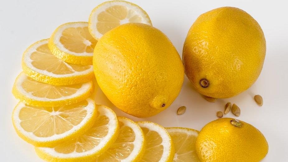 Cytryna w trosce o urodę