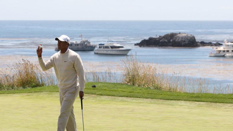 Tiger Woods stracił szwajcarskiego sponsora