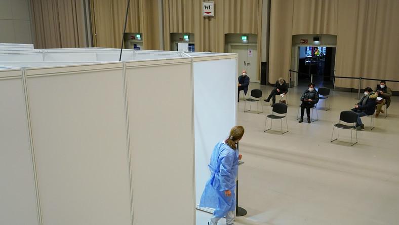Centrum szczepień w Niemczech