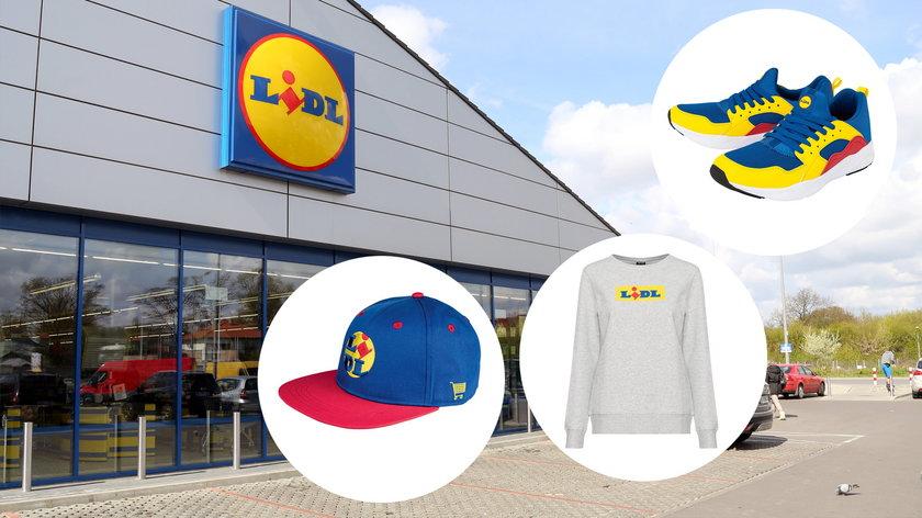 Lidl buty z logo sieci Lidl do kupienia w Polsce