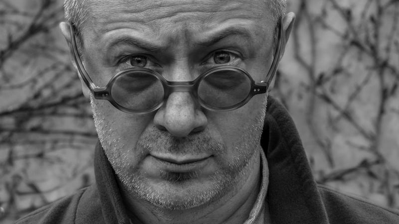 Mikołaj Grynberg, fot. Tomek Sikora