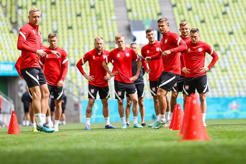 Mecz Polska-Słowacja na Euro 2020