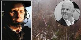 Katastrofa śmigłowca pod Pszczyną. Doświadczony pilot wskazuje, co mogło być przyczyną tragedii