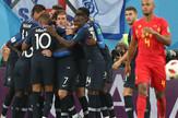 Fudbalska reprezentacija Francuske, Fudbalska reprezentacija Belgije