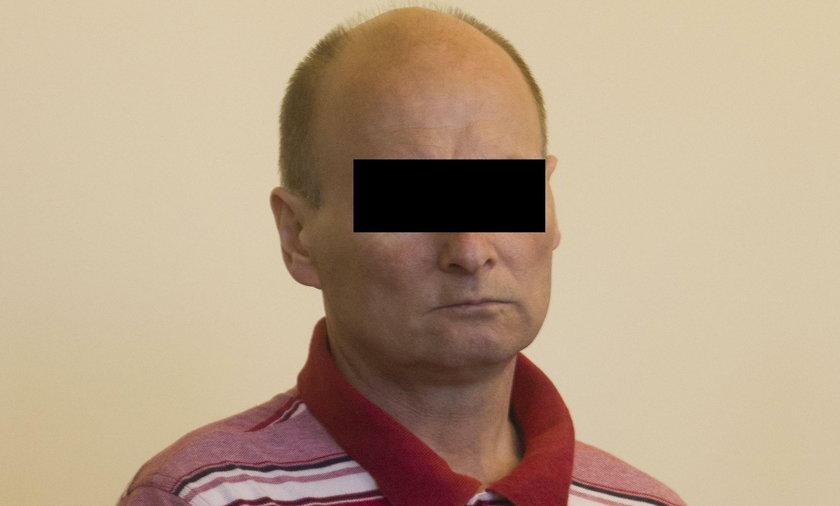 Polski Fritzl został skazany na 25 lat więzienia