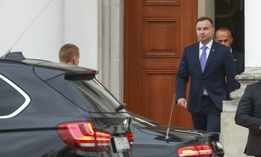 Kaczyński znów spotka się z Dudą