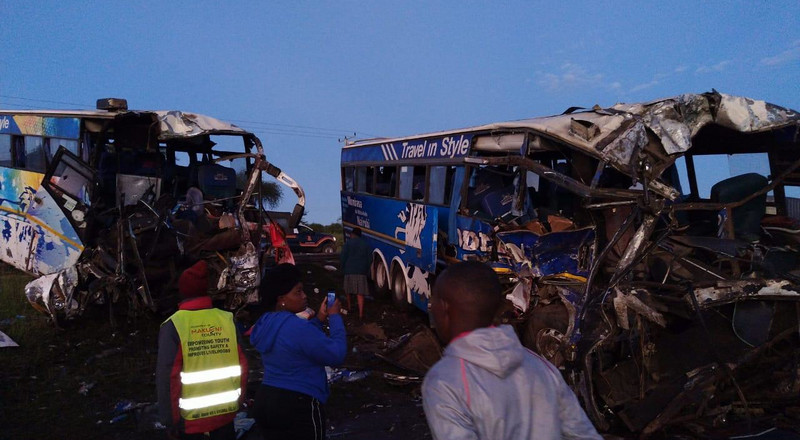 NTSA takes action after 2 Modern Coast buses were involved in fatal crash