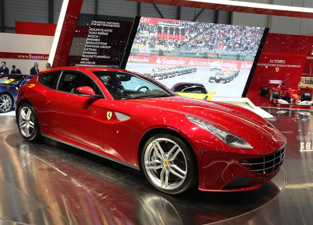 Ferrari SpA FF