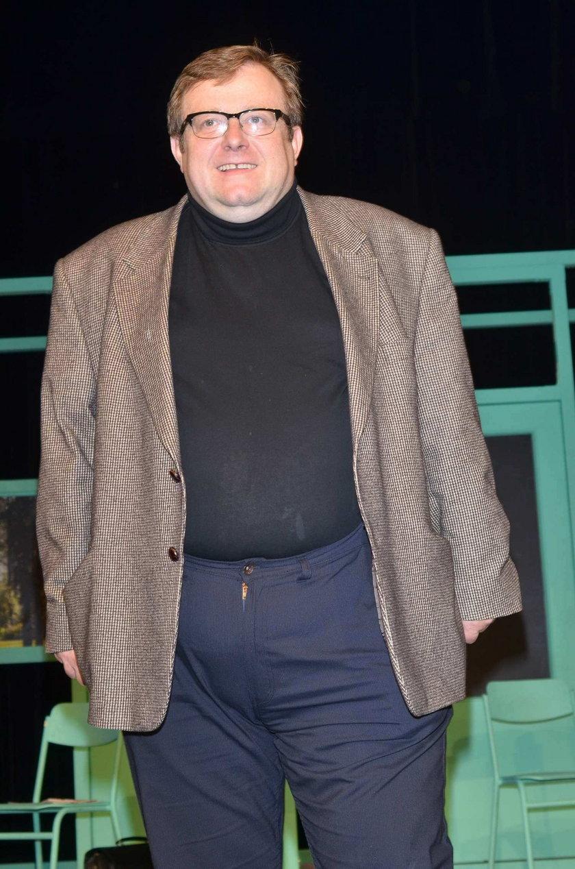Olaf Lubaszenko w 2014 roku