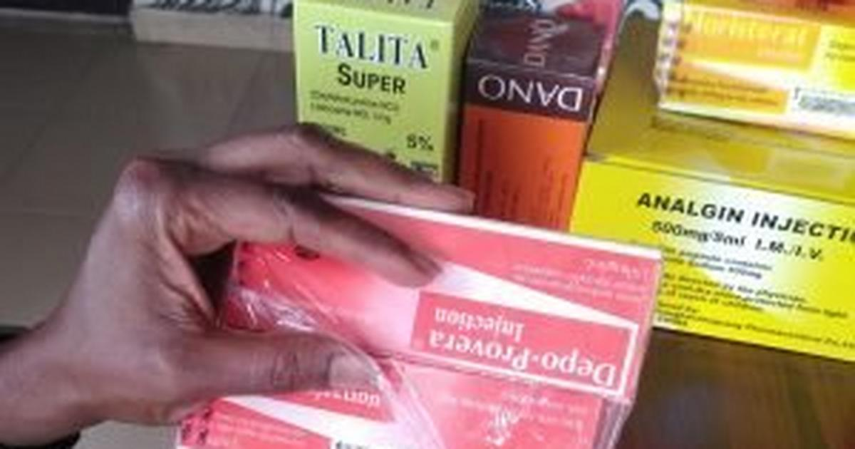 NAFDAC seizes 3 vehicles loaded with counterfeit, fake drugs in Asaba - Pulse Nigeria