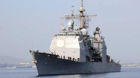 Amerykański krążownik USS Vella Gulf wraca na Morze Czarne