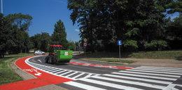 Urzędnicy zwęzili kolejna ulicę w Łodzi. Tak chcieli mieszkańcy?
