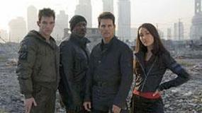 """""""Mission: Impossible III"""" i film pachnący miłością"""