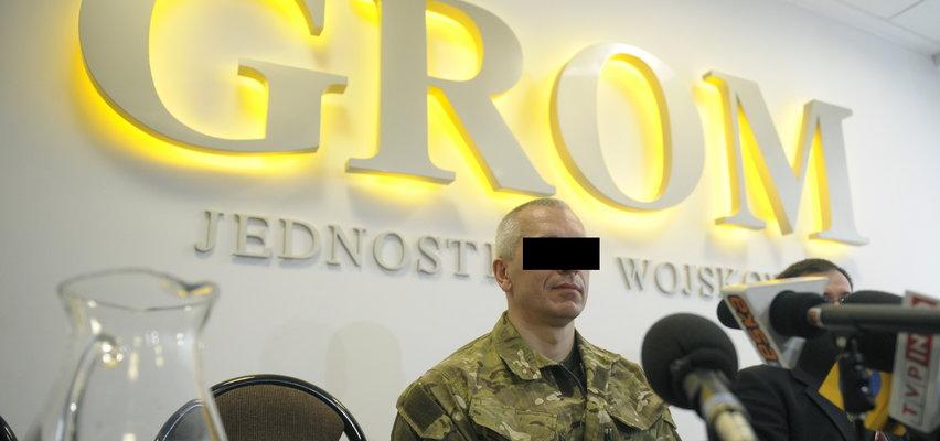 """Były dowódca """"Grom"""" przyznał się do korupcji. Zdeprawował go świat polityki?"""