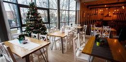 Krakowska restauracja otwiera się mimo zakazów. Właściciel ma chytry pomysł