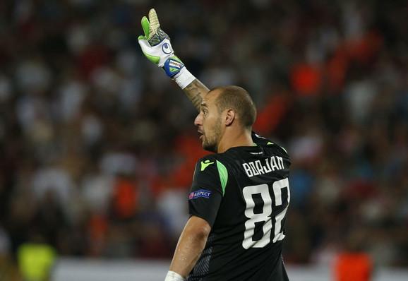 Milan Borjan je posebno istaknut od strane Le Taleka