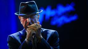 Leonard Cohen kończy 81 lat