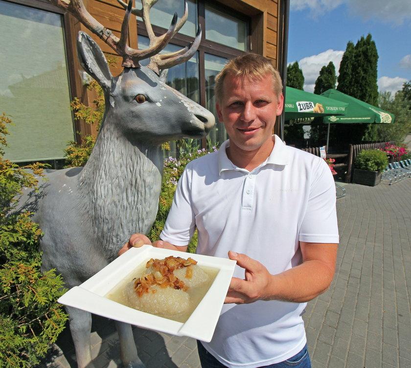 Przepis na kartacze po suwalsku i jeleniewskie