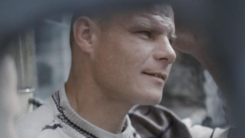 """Kadr z filmju dokumentalnego """"Ikona"""""""