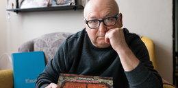 Pan Marek bada ślady po ofiarach Auschwitz: Przez 20 lat fotografowałem cegły z zapiskami więźniów!