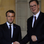 HOĆE KLJUČNU ULOGU Vučić: Francuska i Evropa žele rešavanje KOSOVSKOG  ČVORA