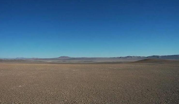 Pustinja Atakama, Čile