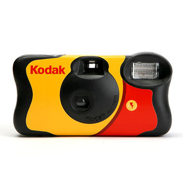 KODAK Aparat FUN Flash 400 27