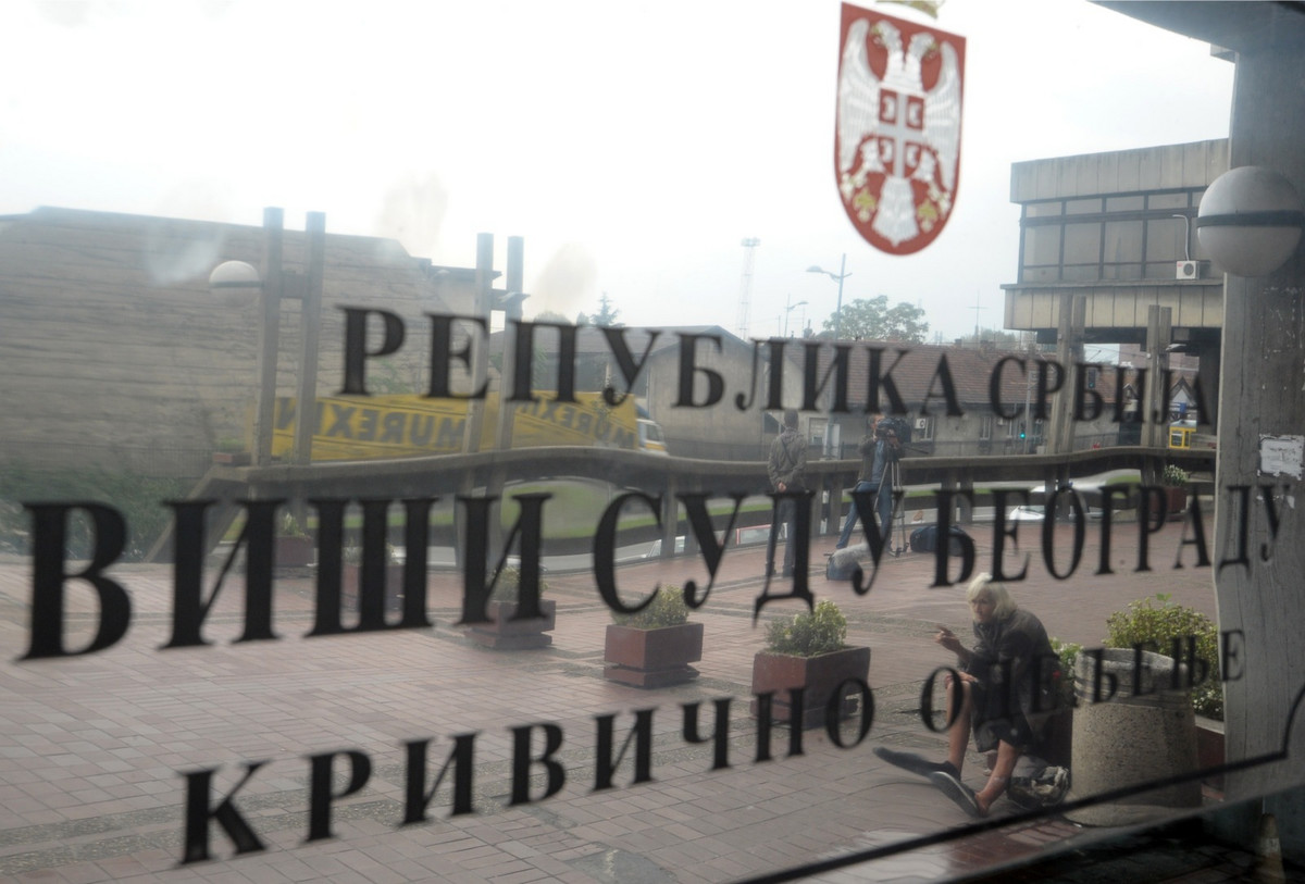 CEPRIS: Sudija iz slučaja Šarić smenjen zbog neslaganja u mišljenju