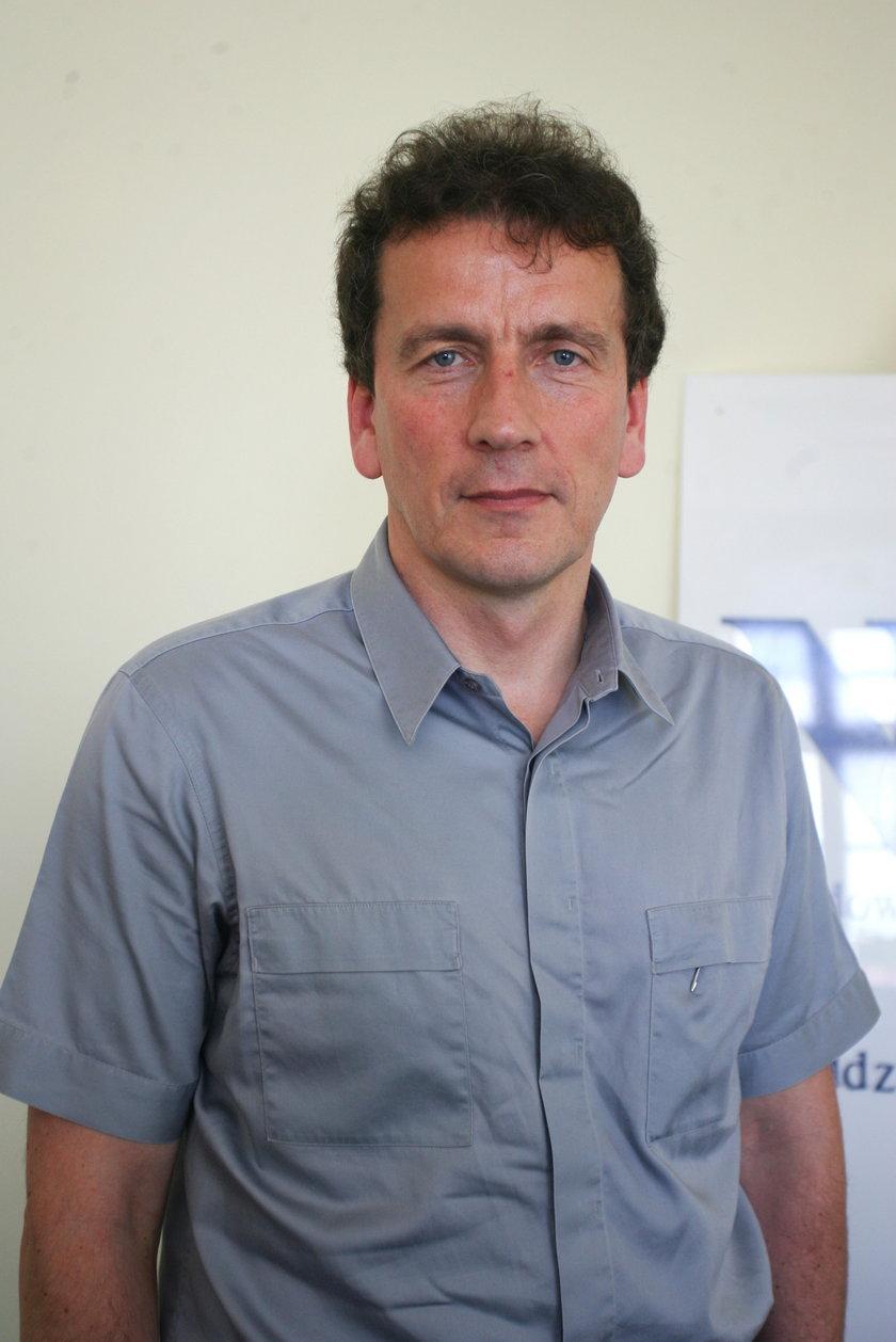 Mariusz Szymański, rzecznik NFZ