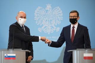 Morawiecki: Wzywamy Niemcy, by zrezygnowały z Nord Stream 2