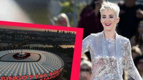 Katy Perry pokazała Stadion Narodowy w nowym teledysku. Zapłaci karę?