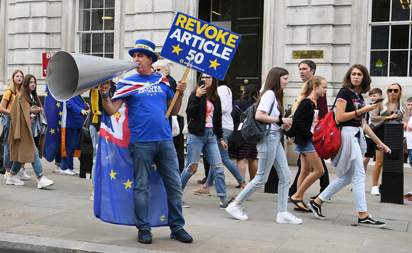 Britanija želi da ograniči slobodu kretanja već 31. oktobra