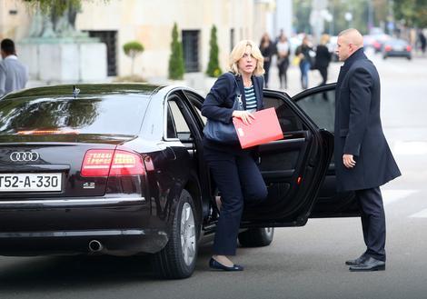 Željka Cvijanović, premijer Srpske