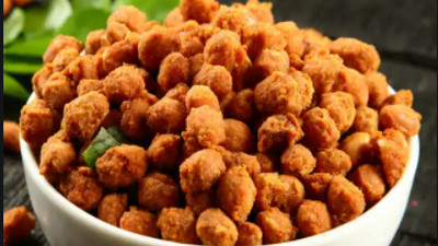 DIY Recipes: How to make coated peanuts