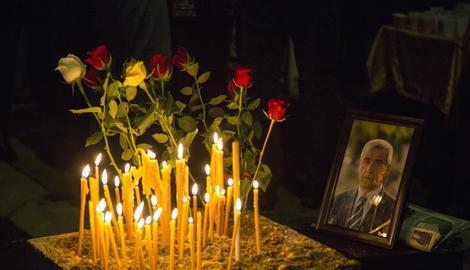 UBISTVO OLIVERA IVANOVIĆA Lider Srba sa Kosova usmrćen sa šest metaka, policija zna čije je bilo zapaljeno vozilo (VIDEO)