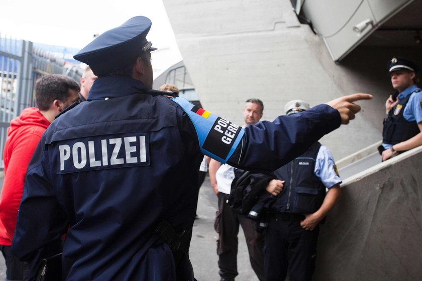Euro 2016: Policja powstrzymała zamach w strefie kibica