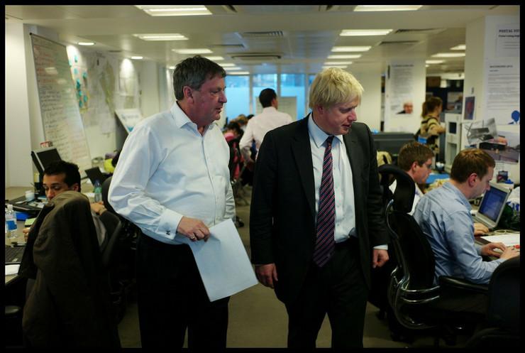 Lynton Crosby Boris Johnson