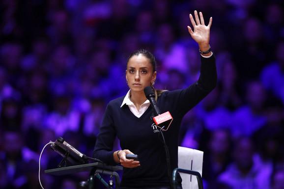 """""""Dva puta ste ga odbili, pa REKLI 'DA'. ZAŠTO?"""" Fatalna Srpkinja u centru pažnje na turniru u Mecu: Marijana u potpunom šoku zbog svađe sa teniserima"""