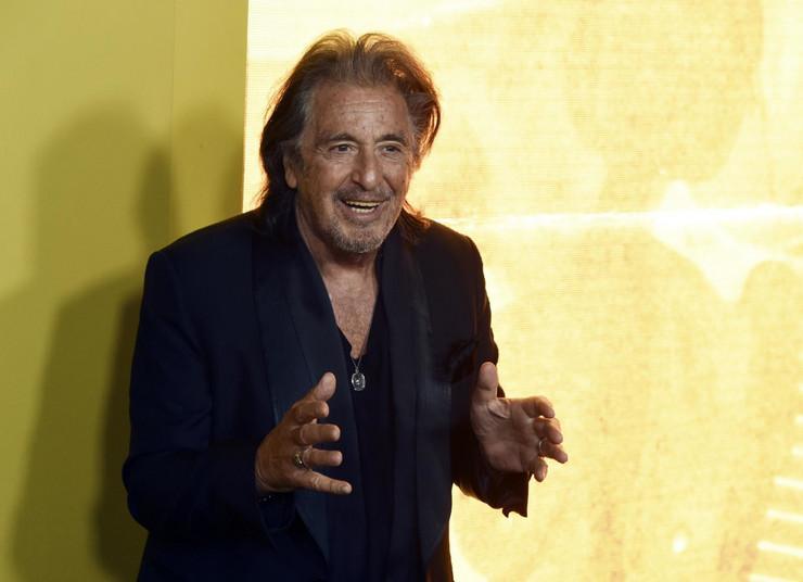 Al Pacino 3 foto Tanjug AP