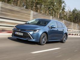 Toyota Corolla Touring Sports 2.0 Hybrid – oszczędzaj z fantazją | TEST
