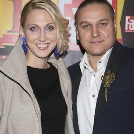 """Miłość w blasku fleszy: Katarzyna i Paweł Golcowie. """"Kiedy się oświadczył, wahałam się"""""""