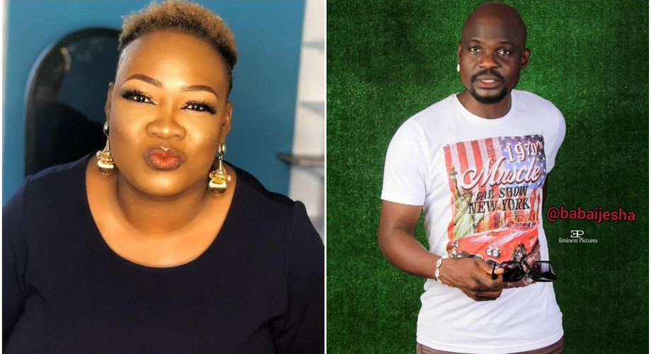 Comedian Princess narrates how actor Baba Ijesha molested her 7-year-old  daughter   Pulse Nigeria