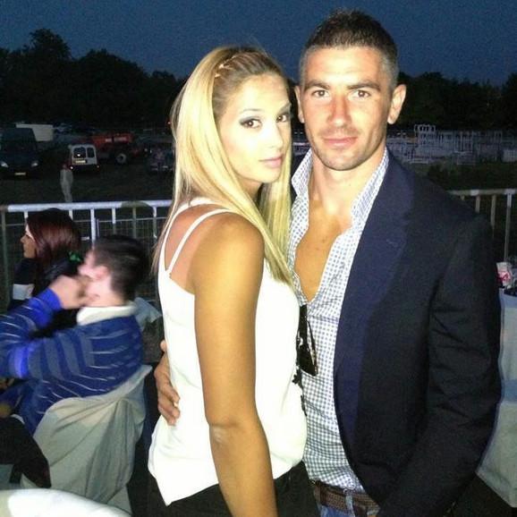 Aleksandar i Vesna Kolarov: 12 godina braka, dvoje dece