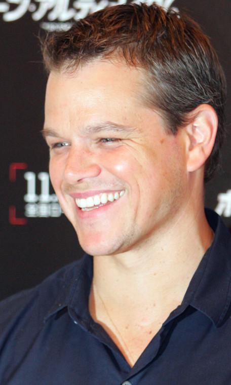 Aktor Matt Damon