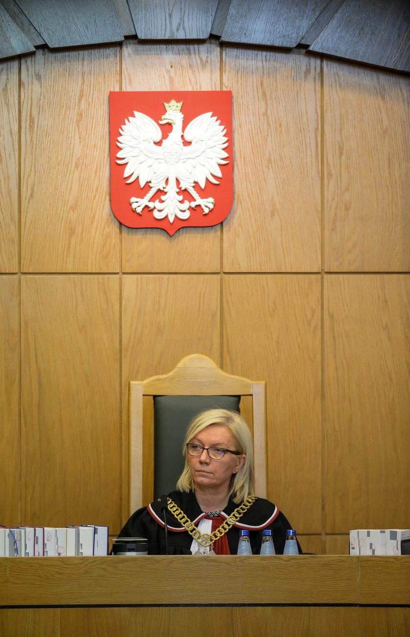 """Julia Przyłębska """"Człowiekiem Wolności""""?"""