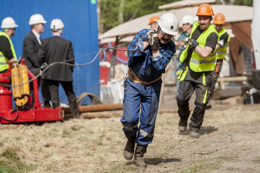 Ruda Śląska. Akcja poszukiwawcza w kopalni Wujek Śląsk