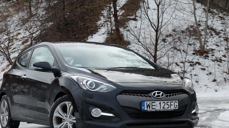 Hyundai i30 3d 1.6 GDi Premium