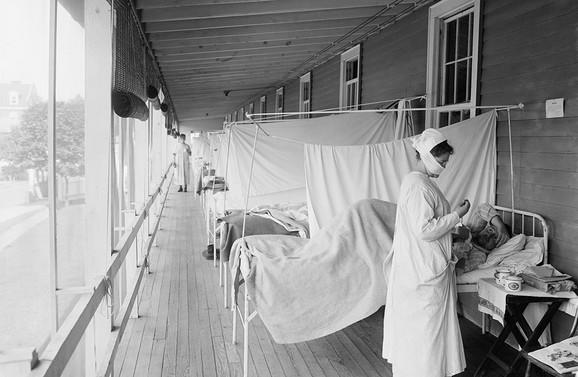 Skoro trećina svetske populacije preminula je od posledica španskog gripa tokom 1918. godine