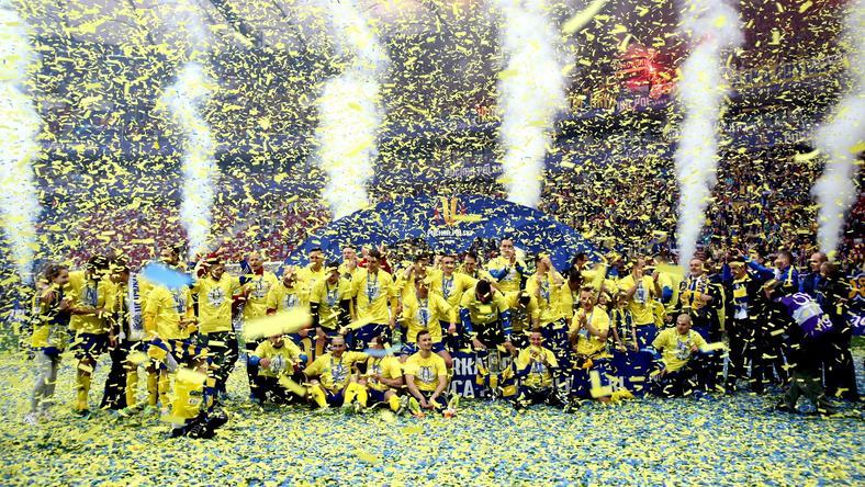 Puchar Polski: dziesiąty finał Lecha Poznań, drugi - Arki Gdynia