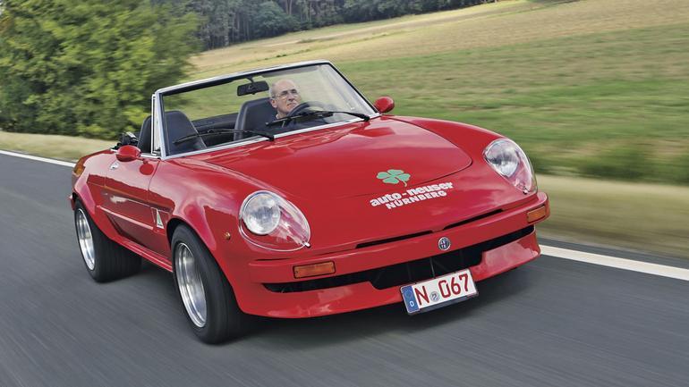 Alfa Romeo Spider Neuser Spider 3000